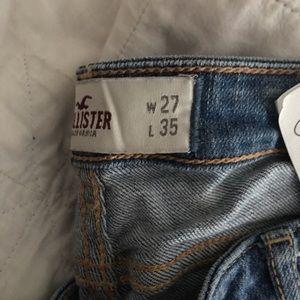 Hollister Jeans - Size 5L Hollister Jeans